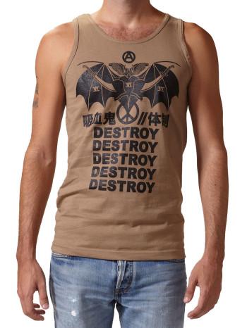 Vampire Bat Tee by Death/Traitors