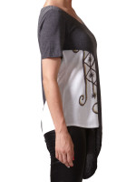 Gypsy Gates Asymmetrical Top By Some Product