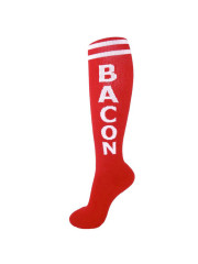 Bacon Socks by Gumball Poodle