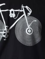 DJ Bicycle Tee by Rocky