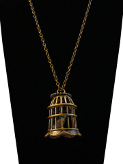 Birdcage Necklace by Le Vie En