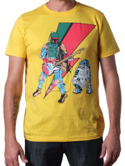 Rock Me Boba Fett Tee by Immortal Clothing