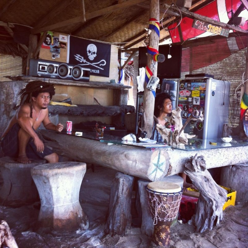 Death by Party Bali & Lombok Indonisia trip