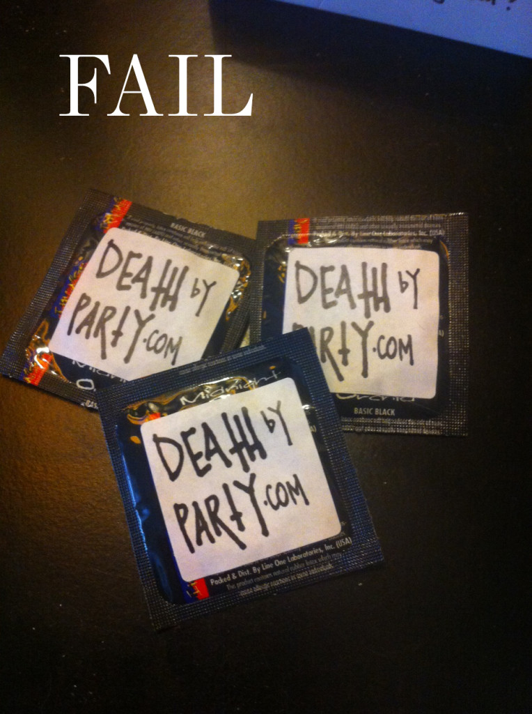 Death by Rolling Papers