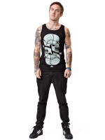 Double Skull tank by Death Traitors