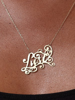 Lust Necklace by Caja Jewelry
