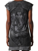 Ganesh Tee Dress by Weed Clothing