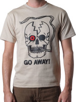 Go Away! Tee by Death/Traitors