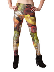 Mr Gugu & Miss Go Gummy Bears Leggings