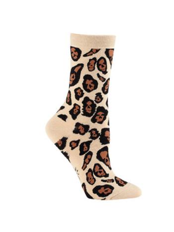 Leopard Socks by Sock It To Me