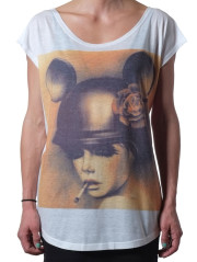 Mickey Smokes Top By Chatuchak BKK