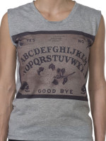 Ouija Board Muscle Tee