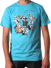 Storm Trooper Playground Tee by Immortal