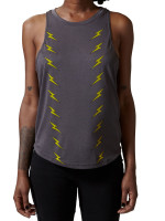 Morning Warrior Laservest High Neck Muscle Tank