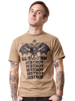 Vampire Bat Tee by Death Traitors