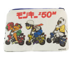 Let's Ride Soft Cosmetic Bag