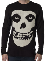 Misfits Crimson Crew Knit by Iron Fist