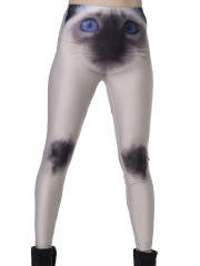 Siamese Pussy Leggings by Iron Fist