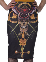 Mayan Temple Skirt by Iron Fist