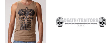Death/Traitors Clothing