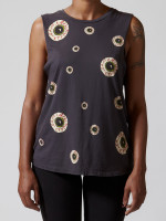 Eye Repeat MuscleTank by Morning Warrior, Eyeball Shirt