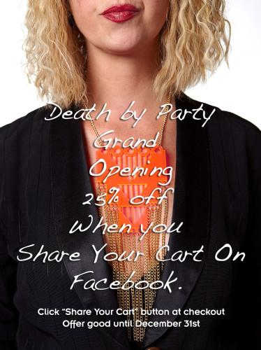 Death by Party Street Wear