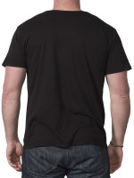 Black Cult Crew Top by Hips and Hair