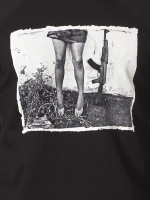 Black Legs Of War Sweatshirt by Hips and HairTee by Hips and Hair