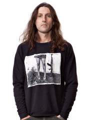 Legs of War Sweat Shirt by Hips and Hair