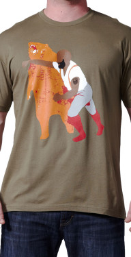Haymaker Tee by Sharp Shirter