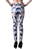 Space Kitty Leggings by Mr. GuGu & Miss Go