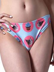 Cats & Cupcakes bikini