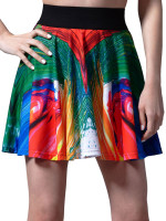 Colours Circle Skirt by Mr. GuGu & Miss Go