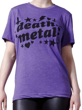 Very Fun Death Metal tee by Killer Condo
