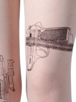Machin Gun Pantyhose