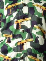 Guns & Camo Baseball Jacket by Mr. GuGu & Miss Go