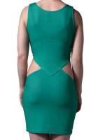 Pug Cutout Dress by Mr. Gugu & Miss Go
