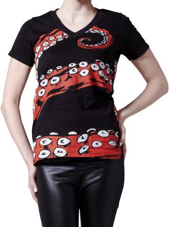 Octohug Octopus Tee by Sharp Shirter
