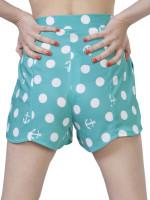 Acapolka Scallop Shorts
