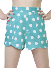 Acapolka Scallop Shorts