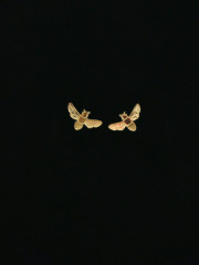 Bee Earrings by Vinca