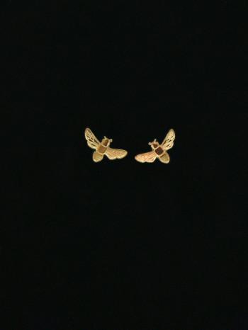 Bee Earrings by Vinca