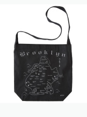 Brooklyn Hobo Crossbody Tote by Map Totes