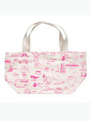 LA Mini Tote by Maptote, LA purse, LA totebag, LA mini totebag
