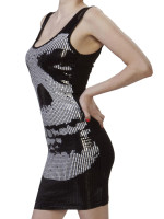 Misfits Sequin Tank Dress