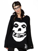 Misfits Torn Sweater by Iron Fist