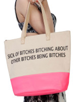 Bitches Tote Bag