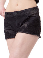 Camille Low Rise Shorts by Blackhearts Brigade