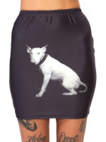 Bull Terrier Mini Skirt