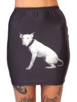 Bull Terrier Mini Skirt